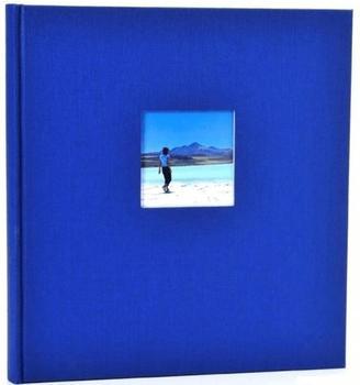 Goldbuch Fotoalbum Bella Vista 25x25/60 blau