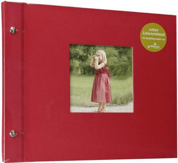 goldbuch-schraubalbum-bella-vista-30x25-40-rot-schwarze-seiten