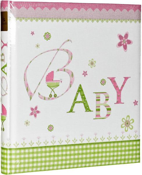 Goldbuch Babyalbum Lovely 30x31/60 rosa