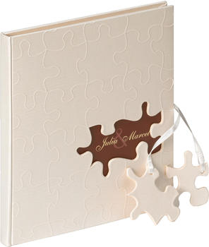 walther design Gästebuch Puzzle 23x25/144