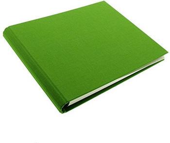 Goldbuch Gästebuch Linum 29x23/50 hellgrün