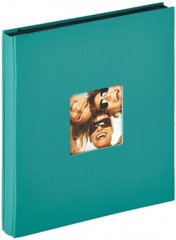 walther design Memo-Album Fun 10x15/400 petrol