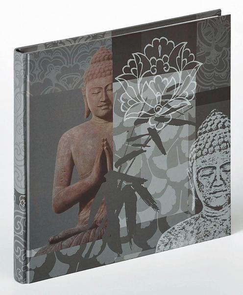 Home Affaire Buchalbum Buddha 26x25/40 grau