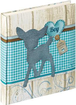 walther design Dinky 28x30,5/50 Boy blau
