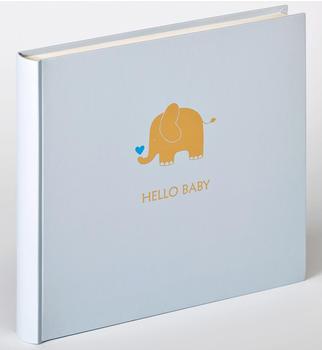 walther design Babyalbum Baby Animal 25x28/50 blau