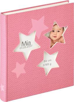 walther design Babyalbum Estrella 28x30,5/50 rosa