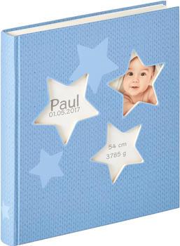 walther design Babyalbum Estrella 28x30,5/50 blau
