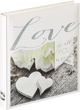 walther design Hochzeitsalbum Love is all you need 28x30,5/50