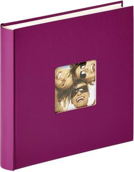 walther design Buchalbum Fun 30x30/100 violett