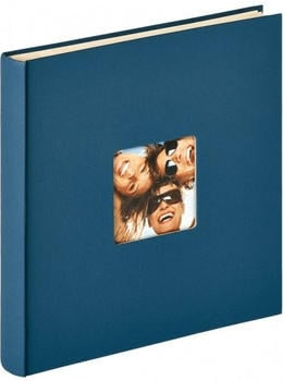 walther design Selbstklebealbum Fun 33x34/50 blau