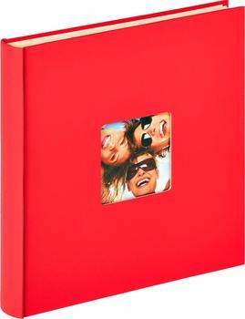 walther design Selbstklebealbum Fun 33x34/50 rot