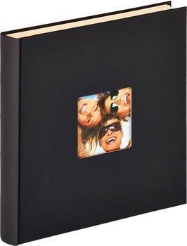 walther design Selbstklebealbum Fun 33x34/50 schwarz