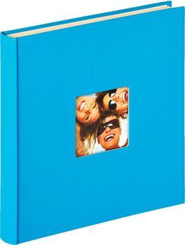 walther design Selbstklebealbum Fun 33x34/50 oceanblau