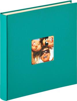 walther design Selbstklebealbum Fun 33x34/50 petrolgrün