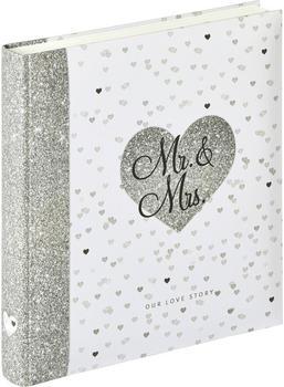 walther design Hochzeitsalbum Our Love Story 28x30,5/50