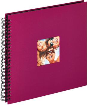 walther design Spiralalbum Fun 30x30/50 violett