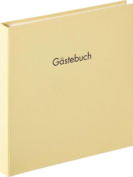 walther design Spiral-Gästebuch Fun 26x25/50 creme