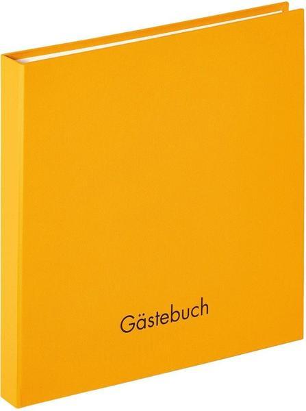walther design Spiral-Gästebuch Fun 26x25/50 maisgelb