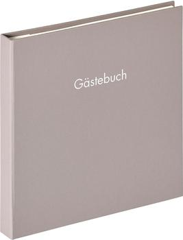 walther design Spiral-Gästebuch Fun 26x25/50 grau