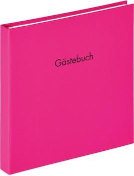 walther design Spiral-Gästebuch Fun 26x25/50 pink