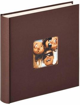 walther design Buchalbum Fun 30x30/100 dunkelbraun