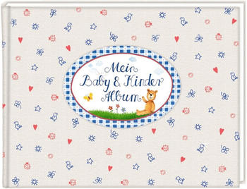 Coppenrath Mein Baby- & Kinderalbum 29x23/48