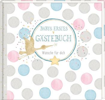 Coppenrath Babys erstes Gästebuch 23x24/64