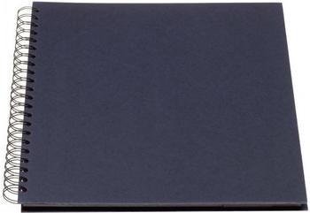 Rössler Papier Fotospiralbuch Soho 29x29/60 navy