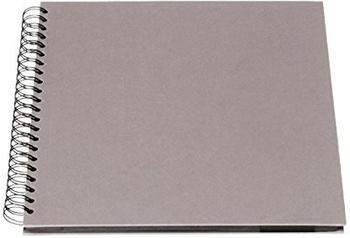 Rössler Papier Fotospiralbuch Soho 29x29/60 taupe
