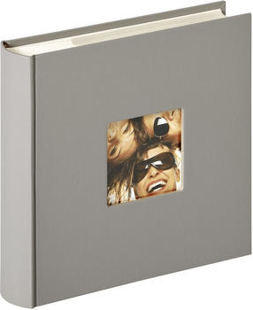walther design Memoalbum Fun 10x15/200 grau
