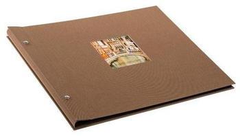 Goldbuch Schraubalbum Bella Vista Trend 2 39x31/40 sand