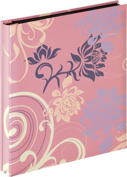 walther design Einsteckalbum Grindy 10x15/400 altrosa