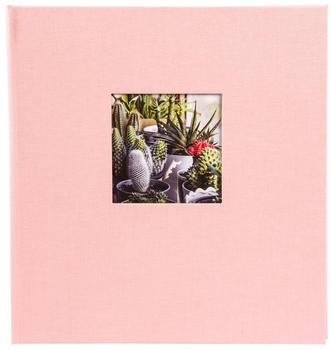 Goldbuch Fotoalbum Bella Vista 30x31/60 rose (schwarze Seiten)