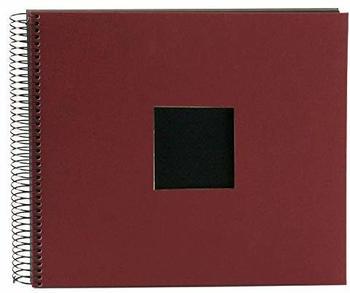 Goldbuch Spiralalbum Bella Vista mit Bildausschnitt 34x30/40