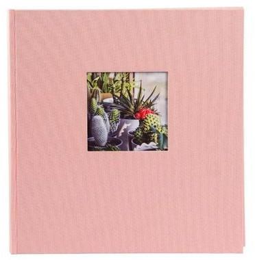 Goldbuch Fotoalbum Bella Vista 30x31/100 rose