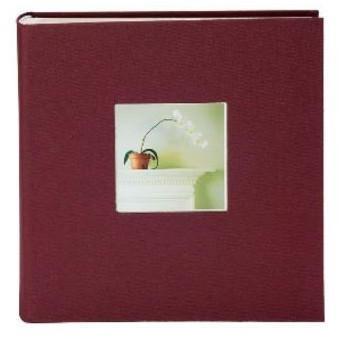 Goldbuch Memoalbum Bella Vista 10x15/200 bordeaux