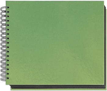 VELOFLEX Gästebuch Velocolor 28,5x24/40 grün