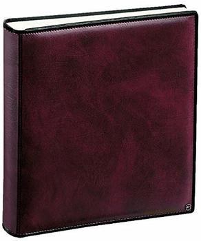 Henzo Buchalbum Gran Cara 33x31/100 weinrot
