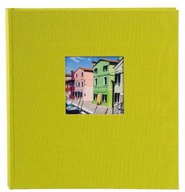 Goldbuch Fotoalbum Bella Vista 30x31/100 grün
