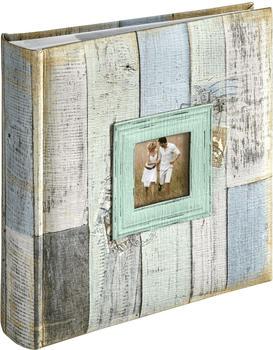 Hama Memo-Album Cottage 10x15/200 blau