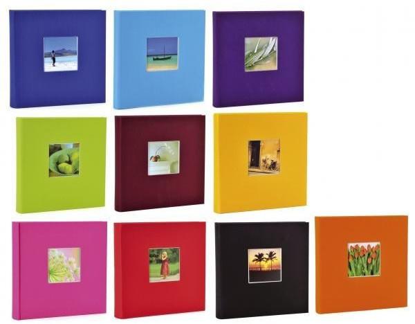 Goldbuch Memoalbum Bella Vista 10x15/200 sortiert