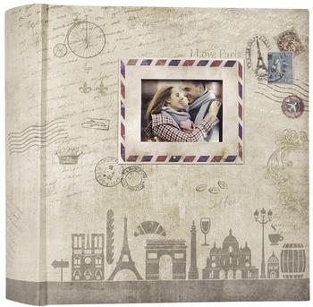ZEP Memo-Album Ulisse 13x18/200 braun