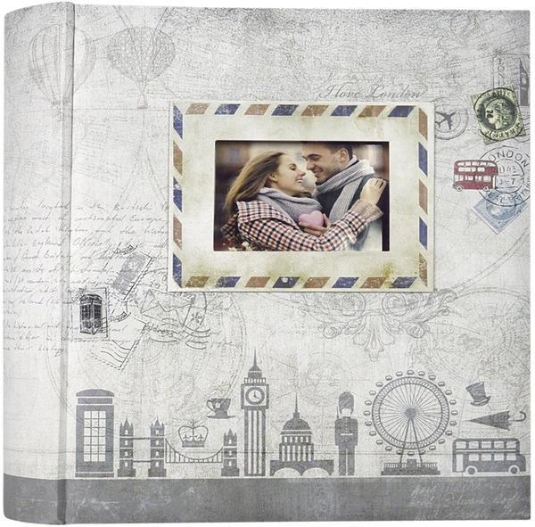 ZEP Memo-Album Ulisse 13x18/200 grau