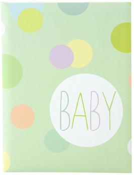 Goldbuch Babytagebuch Baby Dots 21x28/44
