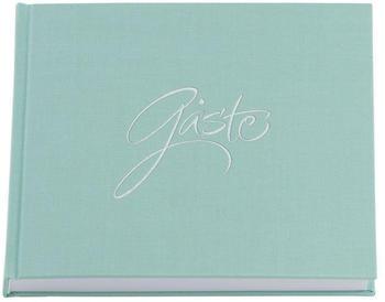 Rössler Papier Gästebuch Forever 21x21/96 mint