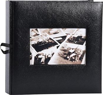 Henzo Memoalbum Edition 10x15/200 schwarz