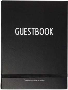 Design Letters Gästebuch 18,5x25/200