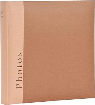 Henzo Fotoalbum Chapter 30x30/100 braun