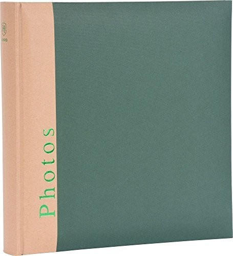 Henzo Fotoalbum Chapter 30x30/100 grün