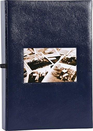 Henzo Einsteckalbum Edition 10x15/300 blau
